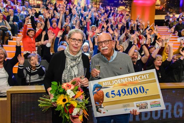 Bernard uit Voorburg wint 549.000 euro voor het vak Voorburg-2
