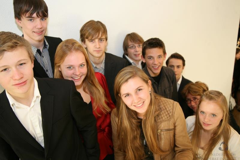 Debat nk scholieren 2011