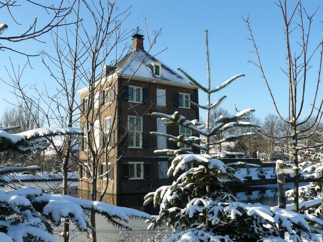 Hofwijck sneeuw 20091218 sneeuw Hofwijck 029