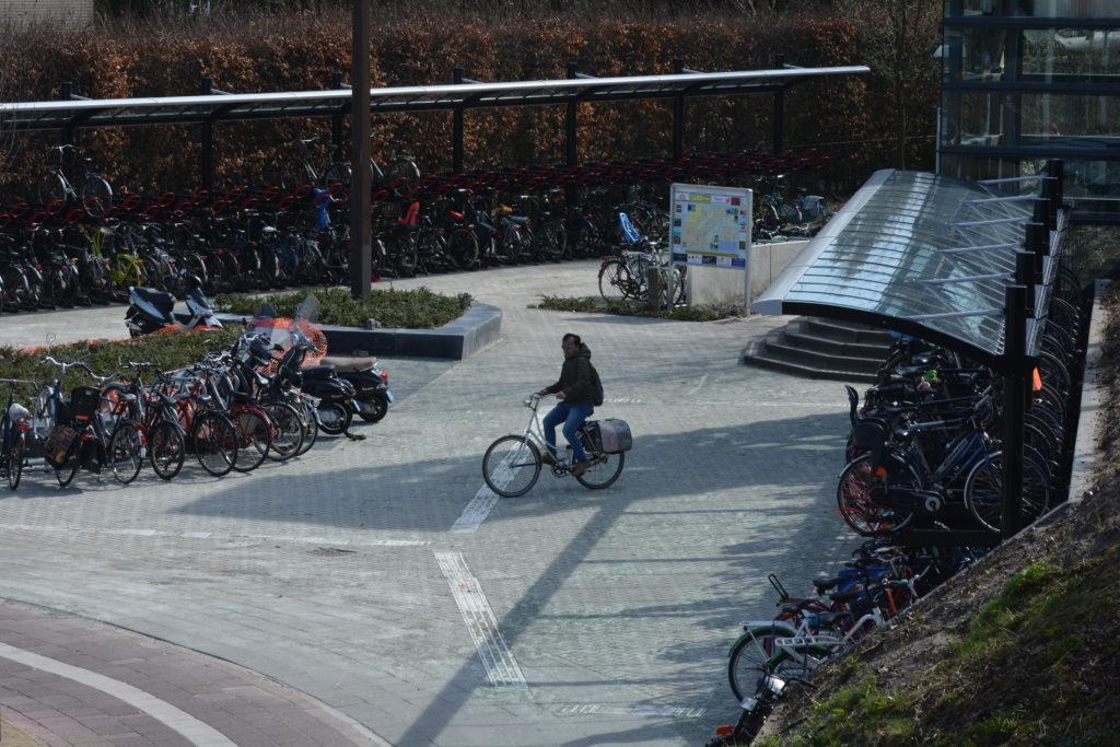 fietsen plein DSC_0918
